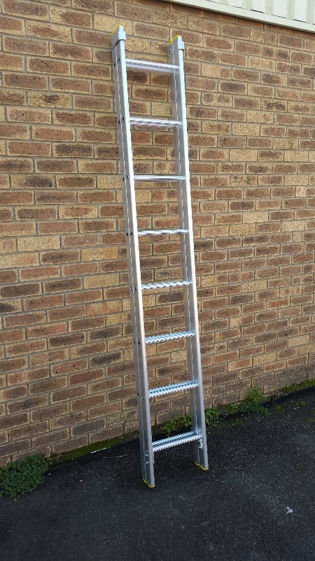 aluminium ladders cape town industrial aluminium extension ladder