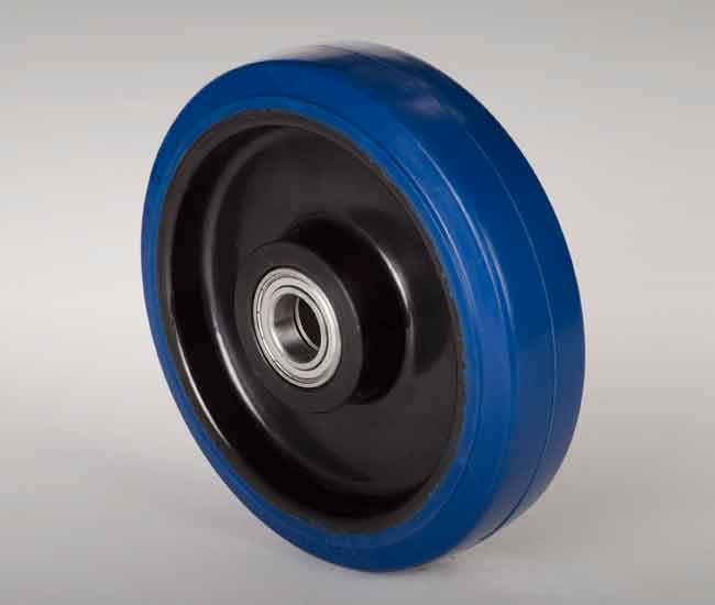super elastic wheels